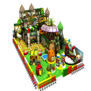 Attracted Pirate Ship Soft Indoor Playground Equipment for Children pictures & photos