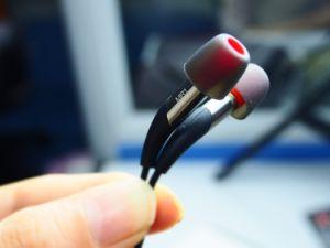 Single Ba Driver in-Ear Monitors High-End Earphone