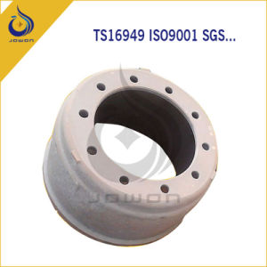 Truck Spare Parts Brake Drum with Ts16949 pictures & photos