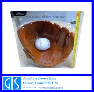 Pre-Shipment Inspection for Baseball Glove pictures & photos