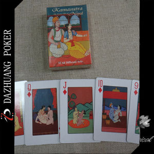 Cheap Price Kamasutra Nepal Customized Paper Poker pictures & photos