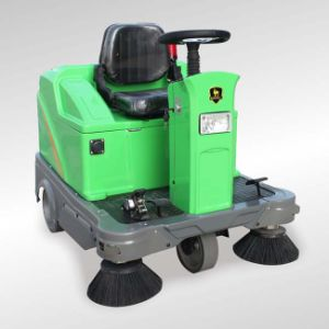 OEM Top Design Driving Type Electric Sweeper (DQS12) pictures & photos