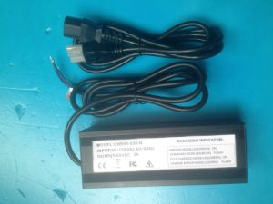 60V 3A NiMH NiCd IEC Type Battery Charger pictures & photos