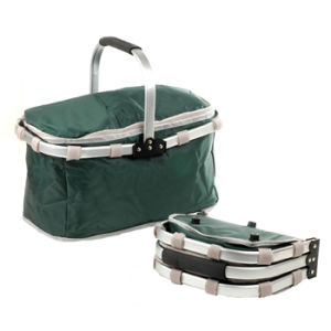 Collapsible Camping Thermal Insulated Ice Cooler Bag pictures & photos