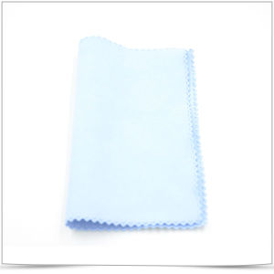 Microfiber Silver Jewelry Polishing Cleaning Cloth pictures & photos