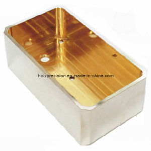 Nickel Plating and Laser Engraving Machinery Parts for H69 Brass pictures & photos