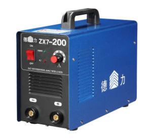 Inverter DC Stick Arc Welding Machine (MOSFET) -Zx7 Series pictures & photos
