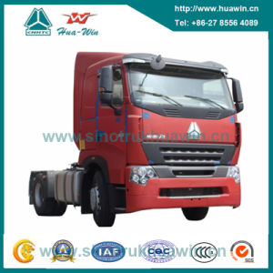 Sinotruk HOWO A7 336HP 4X2 Tractor Truck pictures & photos