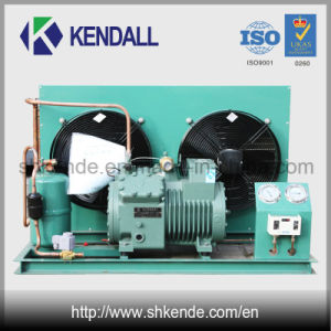 Open-Type Semi-Hermetic Air Cooled Condensing Unit
