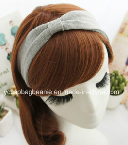 Promotional Cheap Comfortable Elastic Headband pictures & photos