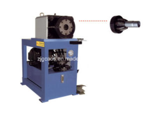 3-Roller Round Metal Pipe 360 Degree 50mm Pipe Rolling Bending Machine pictures & photos