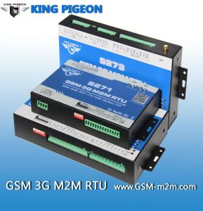 GSM RTU for Cold Store Storage Remote Control Monitoring System