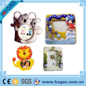 Resin Cartoon Figurine Photo Frame pictures & photos