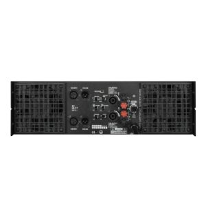 Ha Series 3u Panel with LCD Display Power Amplifier pictures & photos
