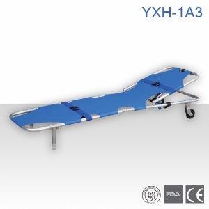 Aluminum Alloy Folding Stretcher Yxh-1A3 pictures & photos