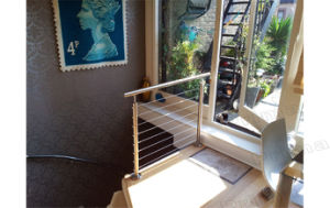 Stainless Steel Cable Rails / Wire Balustrade pictures & photos