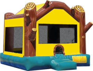 Lumberjack Jump Castle/Commercial Inflatable Jumping Bouncer CB1105 pictures & photos