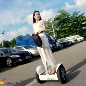 2 Wheel Stand up Electric Scooter 2000W Motor Scooter pictures & photos