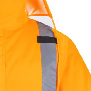 Winter High Visibility Safety Bomber Reflective Jacket pictures & photos