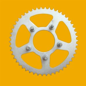 Indian Motorcycle Parts Bajaj Motorcycle Sprocket pictures & photos