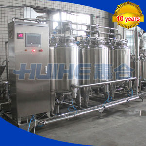 Full-Automatic Cleaning System Cip (Machine) pictures & photos
