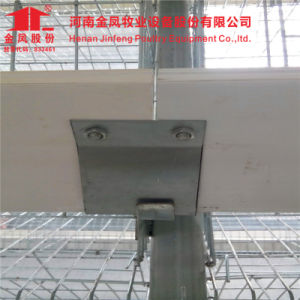 2-5 Tiers Poultry Farm Battery Layer Chicken Cage (A Frame) pictures & photos