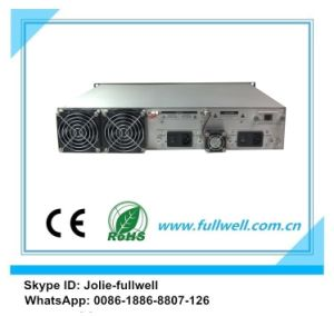 Fullwell 8 Ports Fiber Optical CATV Amplifier / 1550nm CATV EDFA (FWA-1550H-8XN) pictures & photos