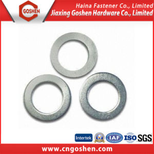 Stainless Steel 304 ASTM F436 Flat Washer M10 pictures & photos