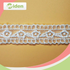 2 Cm Delicate Pattern French Lace for Nigeria Party pictures & photos