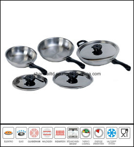 6PCS Gourmet Skillet Frypan Set pictures & photos