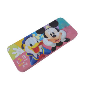 Embossing Pencil Box Mouse Printing Pencil Tin pictures & photos