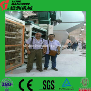 Construction Fireproof Gypsum Board Machine by Lvjoe Machinery pictures & photos