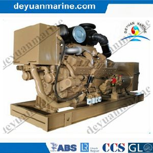 Kta19 Series 600HP Marine Cummins Engine Dy100105 pictures & photos