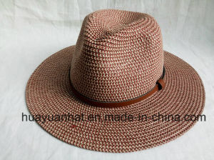 90% Paper 10%Polyester with Belt Decoration Safari Hats