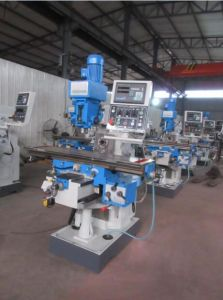 Zx6350z Vertical and Horizontal Drilling and Milling Machine with CE pictures & photos