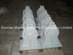 Marine Deck Equipment Vertical Guide Sheaves
