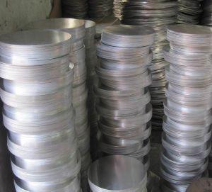 non-stick cookware aluminium circle pictures & photos