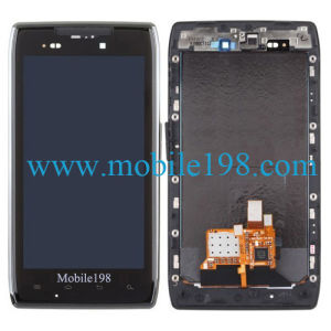 for Motorola Droid Razr Maxx LCD Screen with Digitizer with Front Housing pictures & photos
