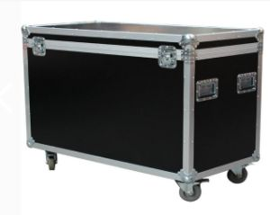 Customizable ABS Shockproof Flight Case (with Wheels) pictures & photos