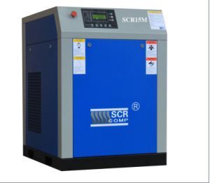 Belt Driven Rotary/Screw Air Compressor (SCR10M Series) pictures & photos