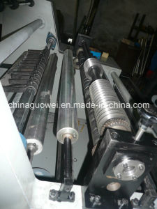 Horizontal Automatic Computer Control Roll Film Slitter Machine pictures & photos