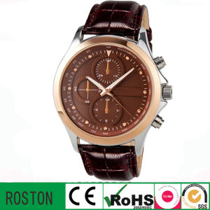 Analog Quartz Movement Men Wist Watch