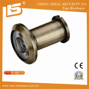 High Quality Zinc Alloy Material Door Viewers (B-04) pictures & photos