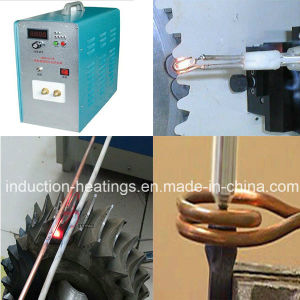 Diamond Saw Blade Brazing High Frequency Induction Heating Machine pictures & photos