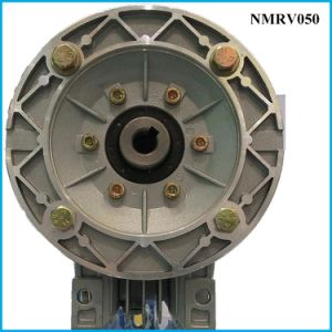 Nmrv050 Power Transmission Mechanical Customised Textile Cast Iron Machinery RV Series Worm Gearbox pictures & photos