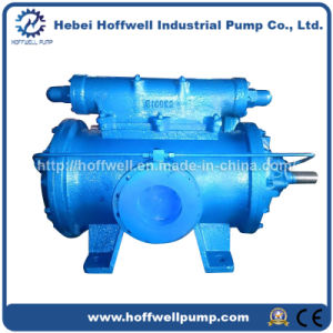 CE Approved 3GCS Double Suction Fuel Oil Three Screw Pump pictures & photos
