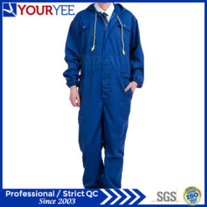 Hooded Long Sleeve Coveralls Comfortable Boiler Suit (YLT115) pictures & photos