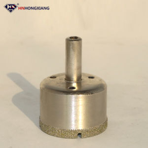 Electroplated Diamond Drill Bit for Glass Drilling pictures & photos