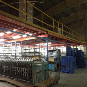 High Standard Adjustable Steel Structure Floor Storage Rack pictures & photos
