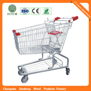 Js-Tge06 China Manufacturer Folding Shopping Trolley pictures & photos